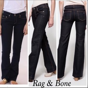 NWOT Rag & Bone Wide Leg in Soft Harrow size 30